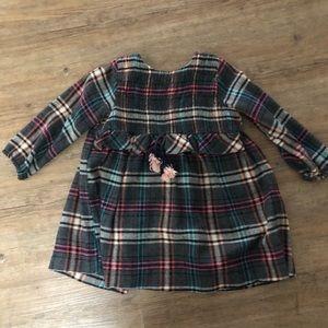 Zara toddler girls dress size 3-4